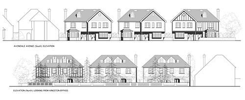 Avondale Ave | Chartered Practice Architects Ltd