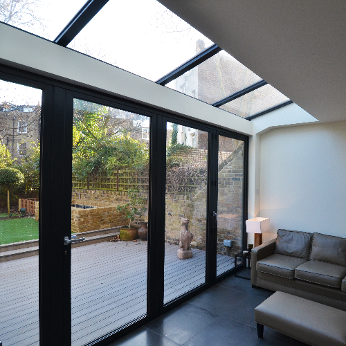 Full Re-modeling u0026 extension to roof u0026 ground floor to private residence in the London Borough of Islington London N1 a project by Chartered Practice ... & Huntingdon Street N1 | Chartered Practice Architects Ltd memphite.com